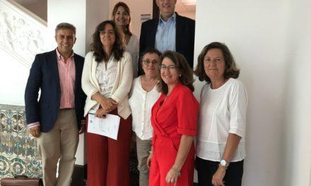 PETALES España con el Defensor del Pueblo