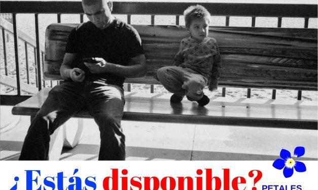 ¿Estás, verdaderamente, disponible para tus hijos?.- 12 meses, 12 imágenes. Noviembre.