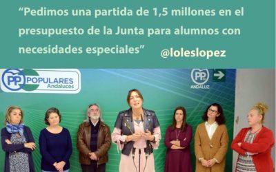 PETALES España reunido con el Partido Popular de Andalucía.