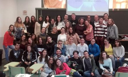PETALES España en la Facultad de Educación de la Universidad Complutense