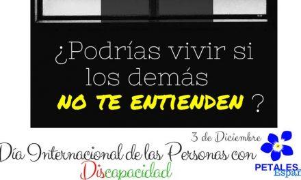 PETALES España y el Día de la Discapacidad
