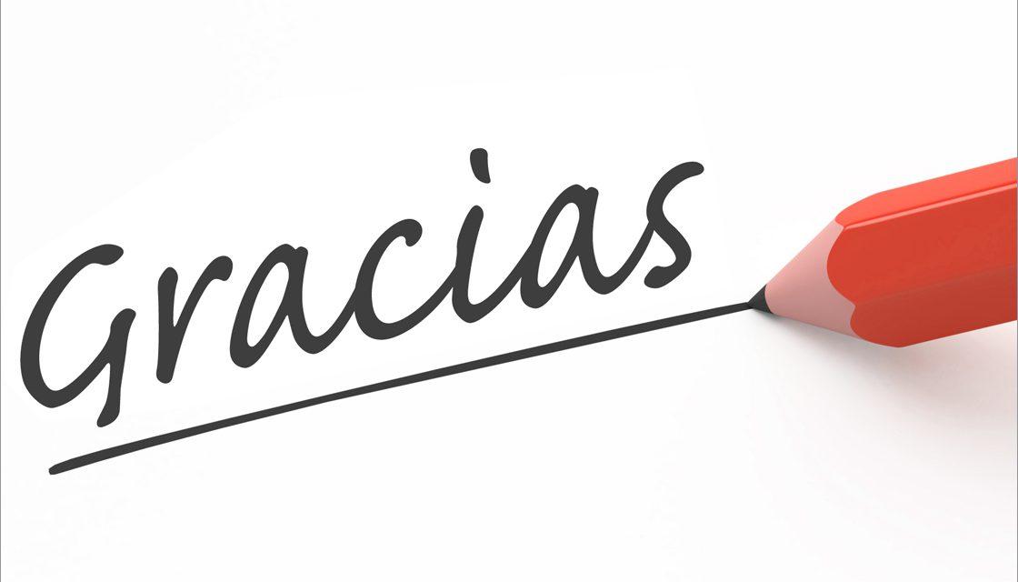 Cerrando una etapa y abriendo otra – Agradecimientos 2017 y Deseos 2018