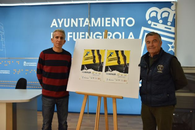 Agradecimiento al Ayuntamiento de Fuengirola – entrega de recaudación circuito de carreras urbanas