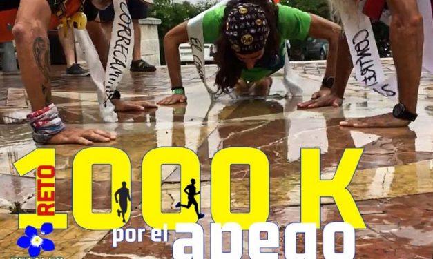 El Reto 1000K por el Apego en Fuengirola Radio