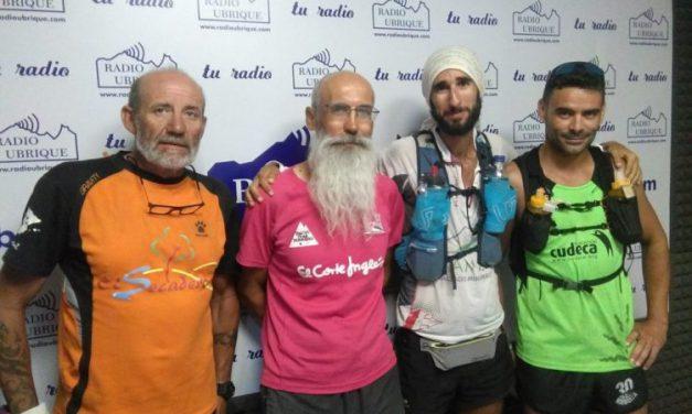 """Reto 1000k en """"Tiempo de Deporte"""" Radio Ubrique"""