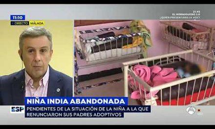 PETALES España en Espejo Público Antena 3