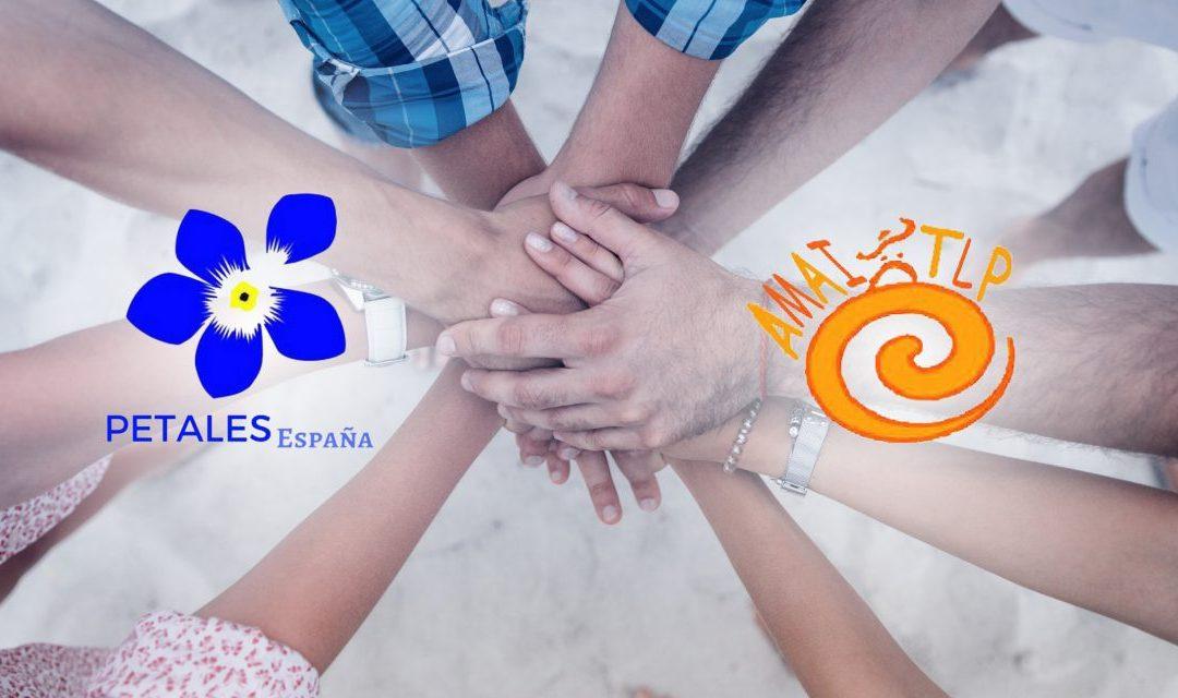 PETALES firma una acuerdo de colaboración con AMAI-TLP