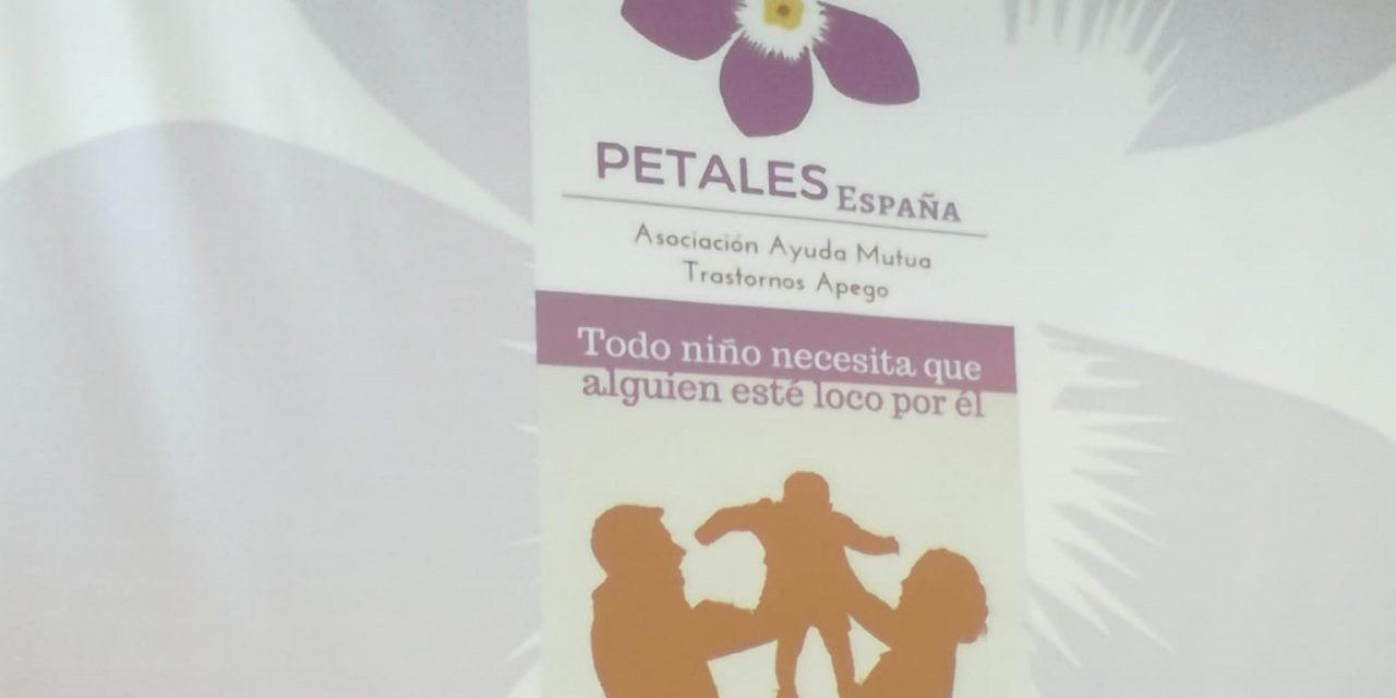 PETALES EN LA II JORNADA DE ACTUALIZACIÓN EN PSICOPATOLOGÍA DEL VÍNCULO.