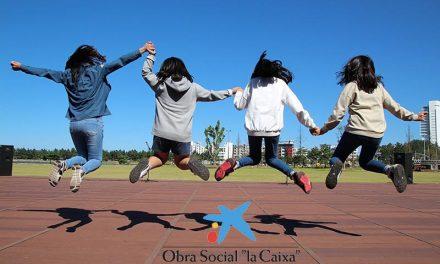 Desde Petales damos las gracias a la Obra Social de la Caixa