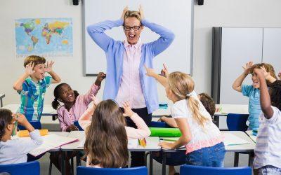 Cuando el colegio comprende el trauma. Propuesta  TBRI®